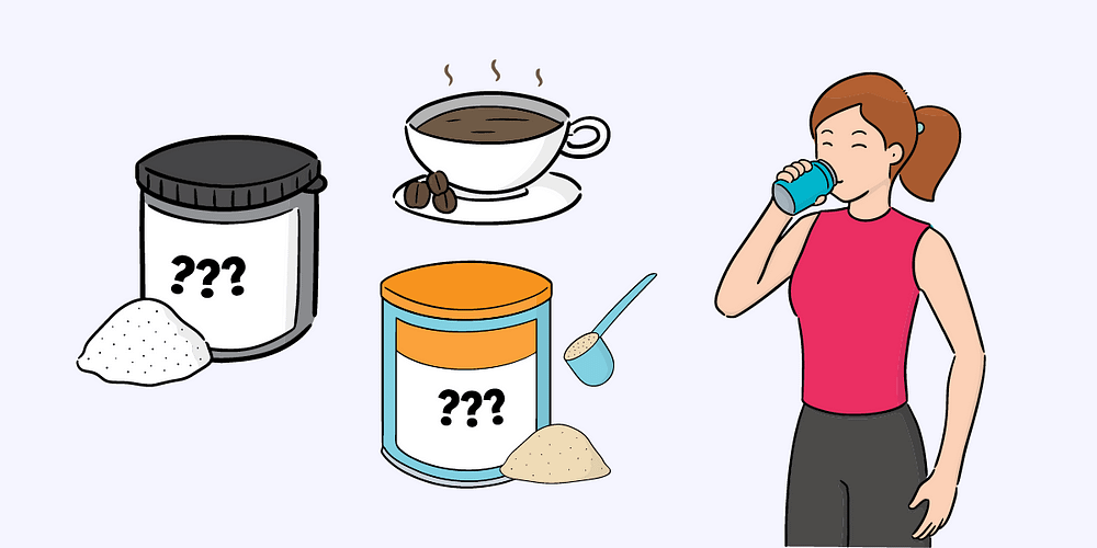 Find out what workout supplements you should take.