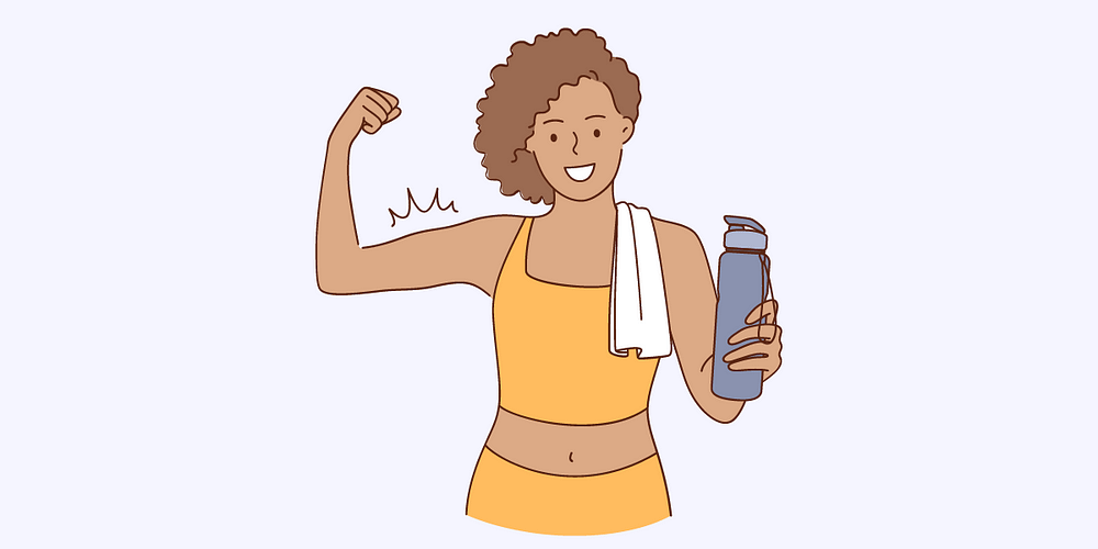 Learn how to tone your body in a science-based way.