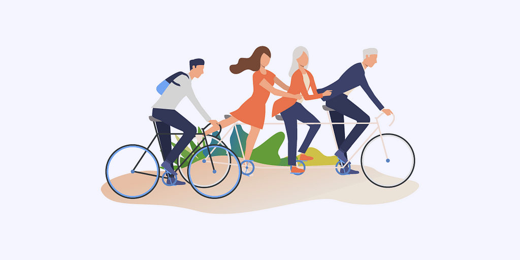 Make plans to exercise with your friends so you're able to keep each other going.