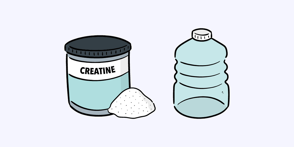 Creatine monohydrate is a popular workout supplement that helps your body produce more energy.