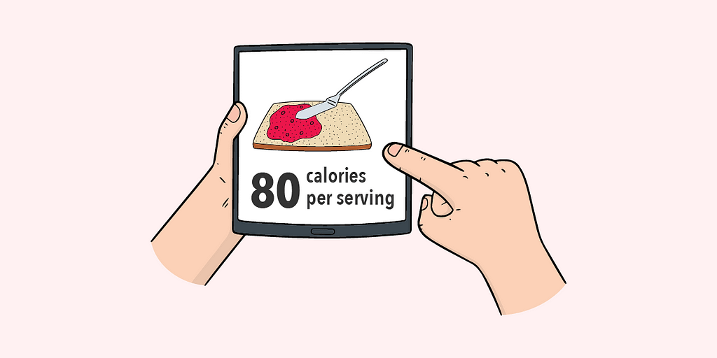 Calorie counters in the form of mobile apps are a popular option for calorie counting.