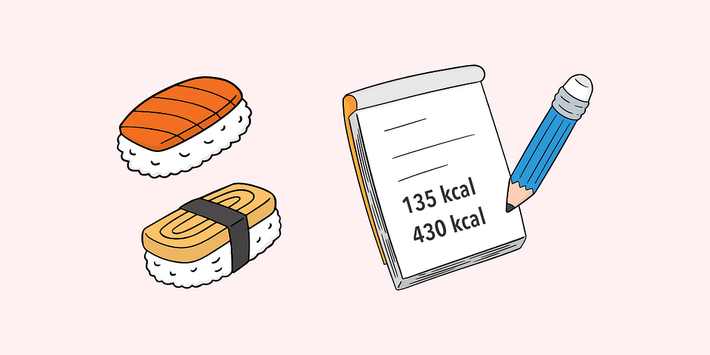 Final step of mastering how to count calories is to track your total calories consumed.